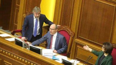 Photo of «Отойди от меня, нечисть!»: Парубий изгонял Новинского из президиума (видео)