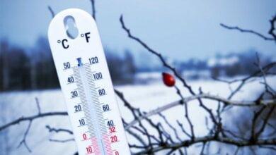 В ночь на среду в Николаеве температура воздуха упадет до -13 градусов | Корабелов.ИНФО