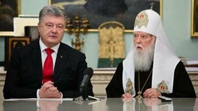 Пётр Порошенко дал Филарету звание Герой Украины | Корабелов.ИНФО