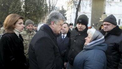 Украина освободит Донбасс и восстановит Донецкий аэропорт, - Порошенко   Корабелов.ИНФО