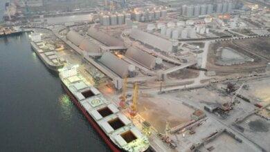 Photo of Грузооборот морпорта «Ника-Тера» достиг рекордных 8-ми миллионов тонн