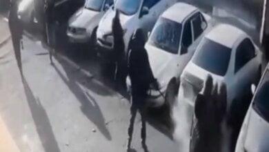 Photo of Просто подошел и начал стрелять: появилось НОВОЕ ВИДЕО двойного убийства в Николаеве (18+)