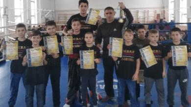 Photo of 15 наград привезли юные кикбоксеры из «Конгломерата» с чемпионата Николаевской области в Корабельный район