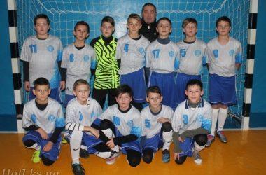 команда ДЮСШ-5