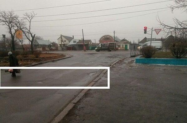 «Никогда не поздно это изменить», - николаевец призвал сделать «зебру» на перекрестке в Корабельном районе | Корабелов.ИНФО