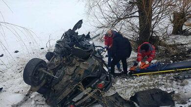 На Николаевщине столкнулись «Opel» и «Mazda» – 8 человек погибло, среди них двое детей и младенец | Корабелов.ИНФО image 1