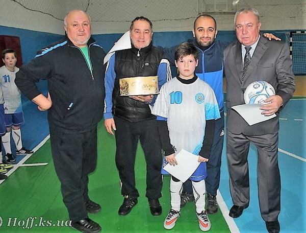 Юные футболисты из Корабельного приняли участие в турнире памяти заслуженного тренера Украины Виктора Пилипенко