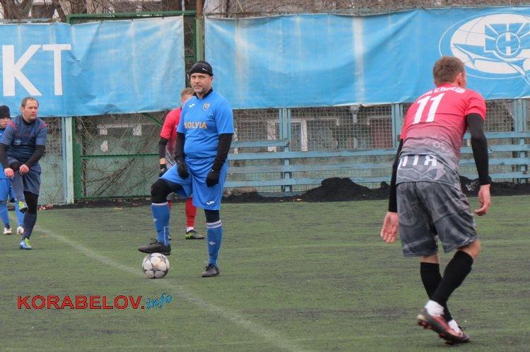 """Матч був яскравим та непередбачуваним: на футбольному полі зустрілися """"Ольвія"""" і """"Лія"""" (ФОТО)"""