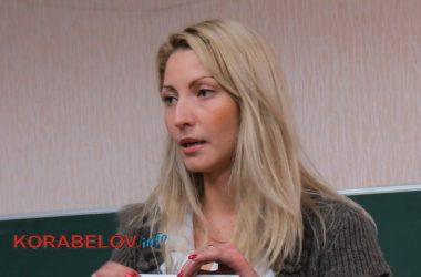 директор школы № 48 Оксана Баранова