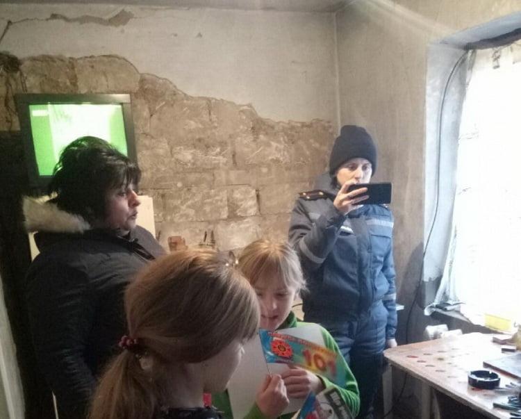 У Корабельному районі пройшлися рейдом по оселям родин, які опинилися у складних життєвих обставинах