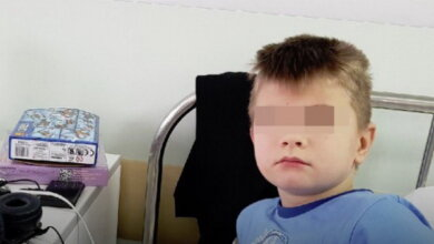 Ваня Орлянский в больнице