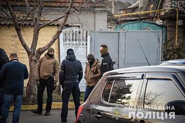 Банду рэкетиров в Николаеве спецназ СБУ задерживал со стрельбой – двое вымогателей скрылись
