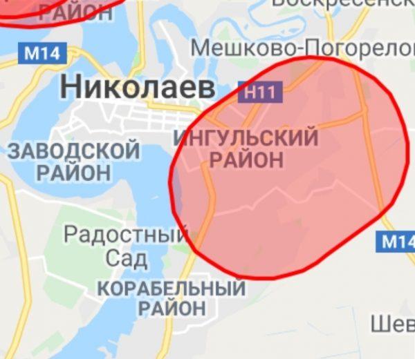 В Николаеве запретили запускать дроны над частью Корабельного района
