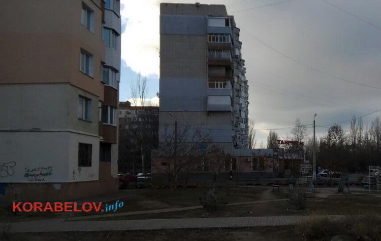 реклама нарко-сайта на доме по пр. Богоявленскому