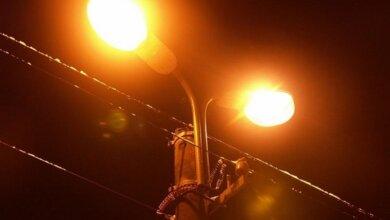 наружное освещение