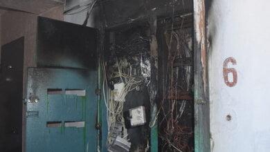 Горіло з 3 по 9 поверх: під час пожежі в Корабельному районі врятували 27 громадян і собаку (ВІДЕО) | Корабелов.ИНФО image 3