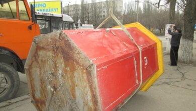 В Корабельном районе демонтировали аж один незаконный киоск | Корабелов.ИНФО image 2