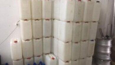 Photo of «Разливали в тару известных брендов», — в Николаеве «накрыли» производство контрафактного алкоголя