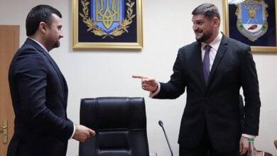 А. Демчук и А. Савченко