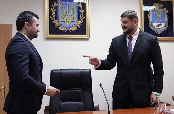 Экс-главу Витовской райгосадминистрации Демчука представили в качестве нового руководителя аппарата Николаевской ОГА   Корабелов.ИНФО