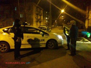 в Кульбакино задержали пьяного водителя
