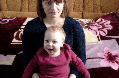 Благодійний фонд збирає кошти на лікування 2-річного Миколки з села Галицинове   Корабелов.ИНФО