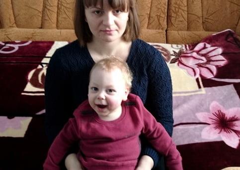 Photo of Громада об'єднала зусилля та зібрала кошти на лікування 2-річного Миколки з села Галицинове