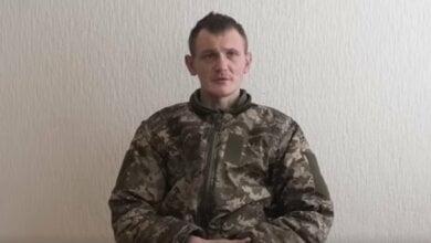 Террористы опубликовали видео допроса взятого в плен На Донбассе солдата 79-й ОАМБ из Николаевщины   Корабелов.ИНФО