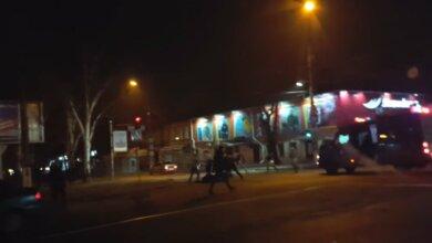 Ночью в Николаеве произошла массовая драка. ВИДЕО | Корабелов.ИНФО