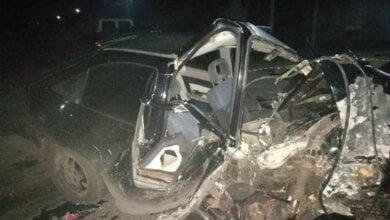 На Николаевщине «Opel» врезался в дерево: водитель погиб, а его пассажирка - в больнице | Корабелов.ИНФО
