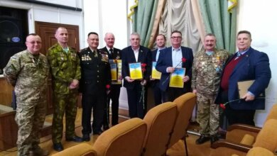 В Николаеве получили награды воины советской оккупации Афганистана | Корабелов.ИНФО