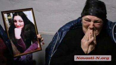 «Убийцы сидят и смеются!» - в николаевском суде у матери убитой девушки случилась истерика (Видео) | Корабелов.ИНФО image 2