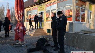 «Дайте вздохнуть!»: в Николаеве полиция по горячим следам задержала грабителя | Корабелов.ИНФО image 2