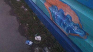 «Убирается только после жалоб жителей»: аллея «Крымская» в Корабельном районе забросана мусором | Корабелов.ИНФО image 3