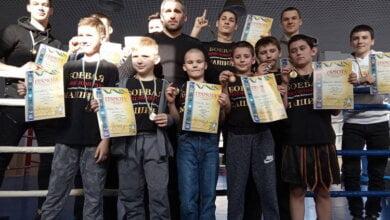 Кикбоксёры Корабельного района Николаева привезли с Чемпионата области 13 медалей | Корабелов.ИНФО image 2