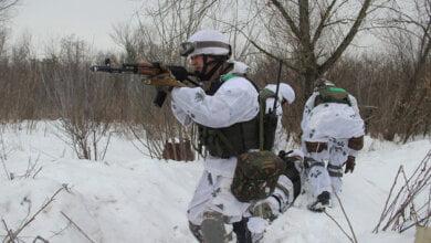 Окупанти шість разів за день відкривали вогонь, поранений боєць ЗСУ | Корабелов.ИНФО