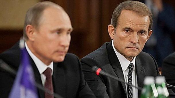 Photo of Прокуратура завела дело на кума Путина Медведчука за сепаратизм