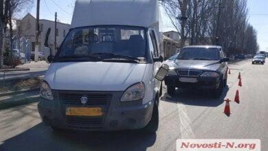 Photo of Депутат Николаевского горсовета за рулем SsangYong допустил столкновение с «маршруткой»