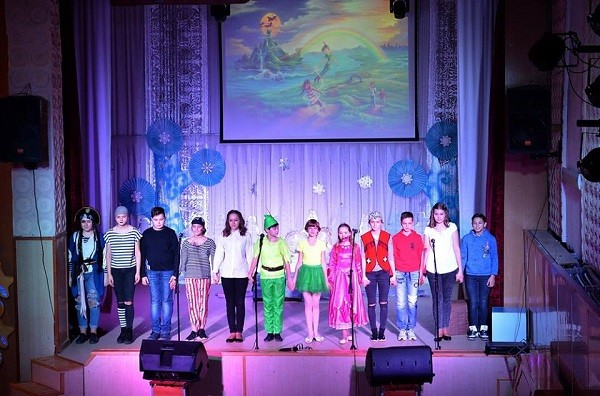 Учні шкіл Корабельного району змагалися в театральному мистецтві