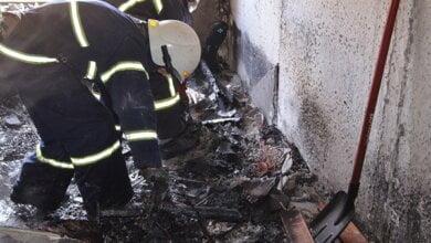 «Причина возгорания устанавливается»: в поселке Витовского района произошел пожар в квартире   Корабелов.ИНФО image 1