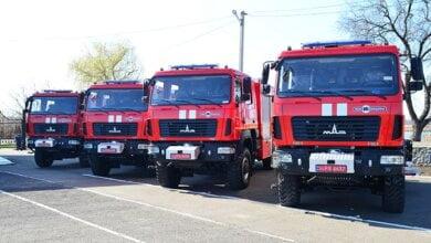 Спасателям Корабельного района передали новую пожарную машину | Корабелов.ИНФО image 3