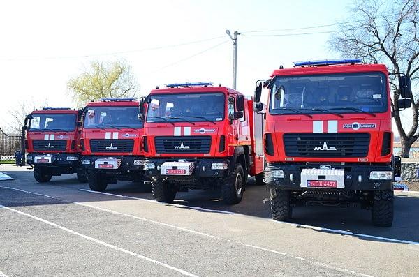 Photo of Спасателям Корабельного района передали новую пожарную машину
