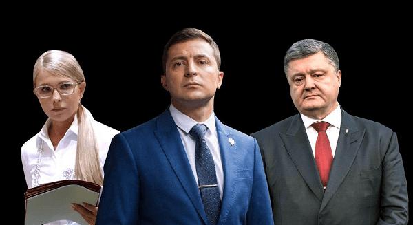 Photo of Данные Национального экзит-пола: Зеленский набрал 30,4% голосов, на втором месте – Порошенко с 17,8%