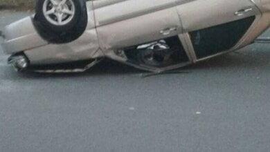 В Николаевской области в перевернутом автомобиле нашли мертвым главу сельсовета с огнестрельным ранением | Корабелов.ИНФО