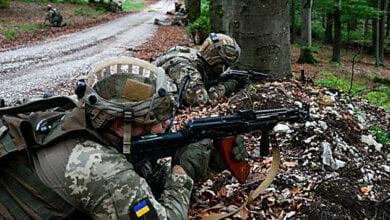 На Донбассе бойцы ВСУ в ответ на обстрелы ликвидировали пятерых боевиков и одного ранили   Корабелов.ИНФО