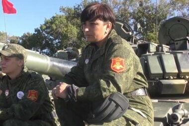 На сторону Украины перешла террористка «Ополченочка», «символ Новороссии» (видео)
