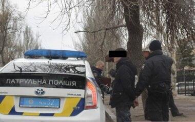 Возле детского городка в Николаеве ограбили десятилетнего ребёнка