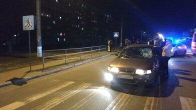 В Николаеве «десятка» сбила пешехода на переходе — пострадавший в тяжелом состоянии   Корабелов.ИНФО