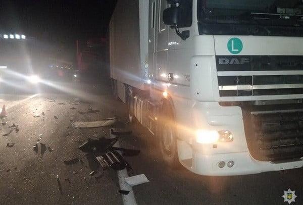 Троє людей загинули вночі внаслідок ДТП на Миколаївщині
