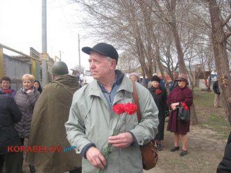 вшанування пам'яті героїв-ольшанців